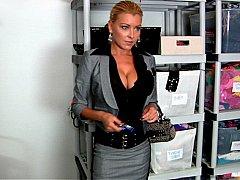 Nikky Blond, Jordan Ash  Sexy Boss At The Modeling Agency^beeg