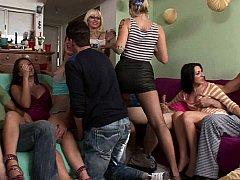 Flower Felds, Kimmy Kay, Leilani Love, Scarlett Wild  Kimmy, Leilani, Flower And Scarlett Make One Big Orgy^beeg