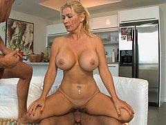 Ingrid Swenson  Huge Russian Boobs And Two Cocks^beeg