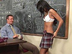 Lexi Diamond  Cute Student Got On Her Knees^beeg