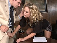 Kiara Diane  Combine Business And Pleasure By Having Sex At Work^beeg