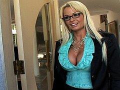 Rhylee Richards, Ramon  Business Lady^beeg