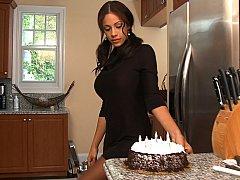 Jmac, Jamie Valentine  Busty Boss And Her Birthday Idea^beeg