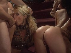 Jessica Drake, Kaylani Lei, Kirsten Price, Tory Lane, Alektra Blue, Kayla Carrera, Mikayla Mendez, Jayden Jaymes  Good Ass Pornstars In Orgy^beeg