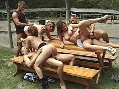 Czech Outdoor Orgy^beeg