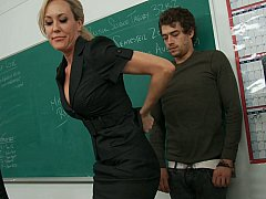 Brandi Love, Xander Corvus  My Teacher Takes Full Advantage^beeg
