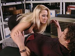 Madison Ivy, Xander Corvus  Big-tittied Boss Takes Charge^beeg