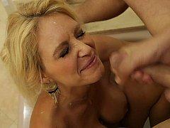 Charlee Chase, Kris Slater  I Cum On My Friend's Mom's Big Tits^beeg