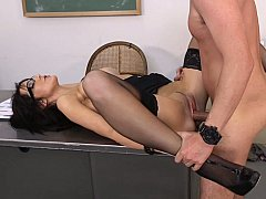 Diana Prince, Dane Cross  Dane Fucking His Horny Teacher^beeg