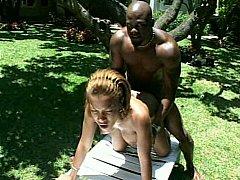 Petite Ebony Girl Gets Fucked By A Big Black Man^beeg