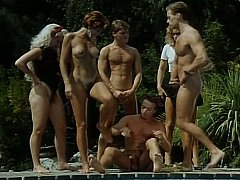 Orgy By A Pool^beeg