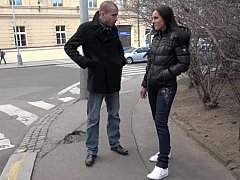 Cute Czech Girl Gets Taken Home And Fucked^beeg