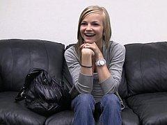 Riley  Skinny Teen Riley Posing For Casting^beeg