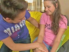 Magnetizing Anal Doggystyle Teen Sexy 1