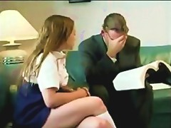 Schoolgirl Gauge Hot Scene