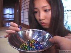 Subtitles Japan Cmnf Schoolgirl Marble Play